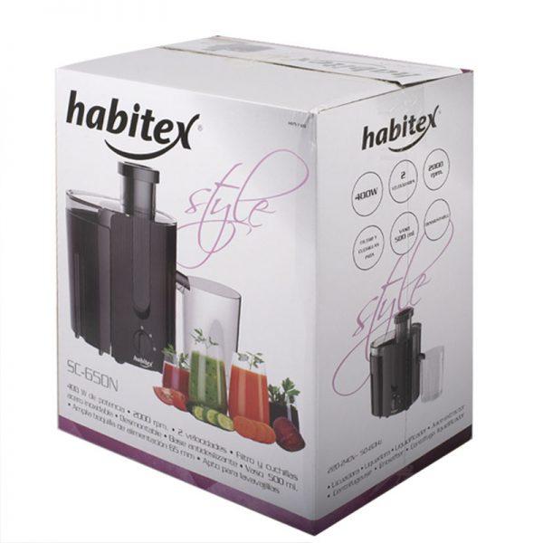 Licuadora HABITEX Style SC650N