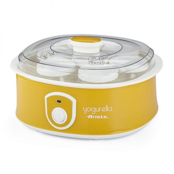 Yogurtera M. 617. 20w. 7 tarros con cierre de rosca