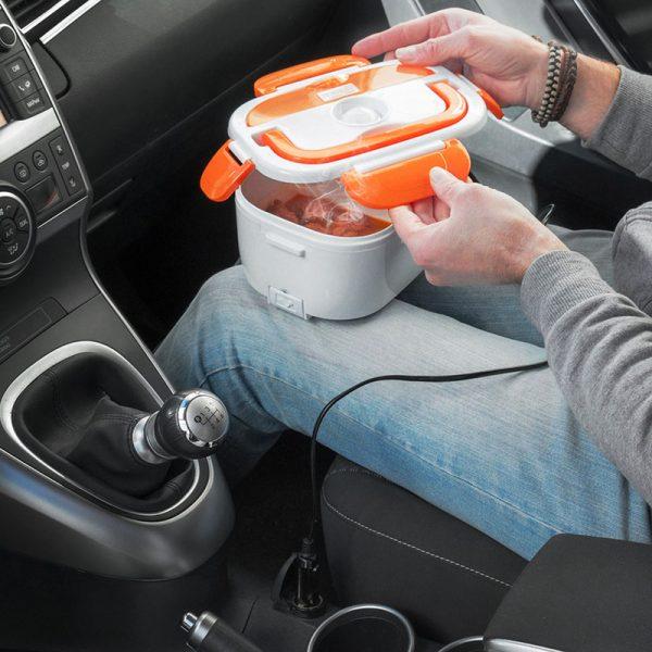 Fiambrera eléctrica para coche INNOVAGOODS 40W 12V