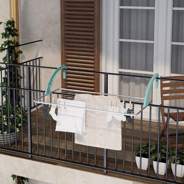 Tendedero HABITEX para balcón/radiador