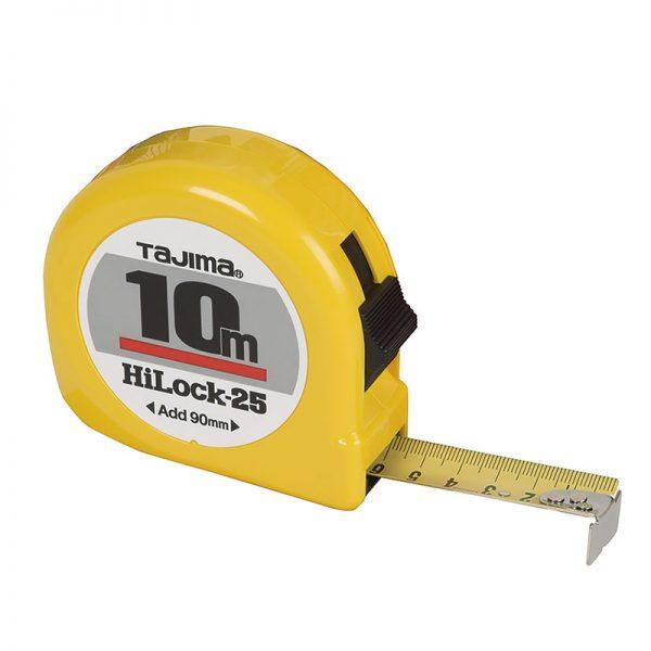Flexómetro TAJIMA Hi-Lock 25