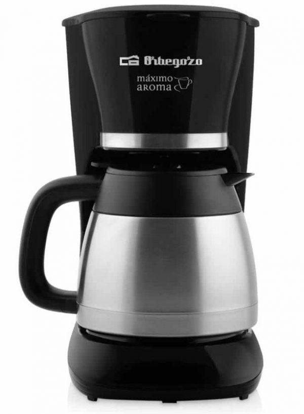 Cafetera goteo termo Orbegozo CG5012