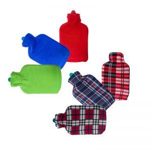 Bolsa agua caliente DINTEX forrada